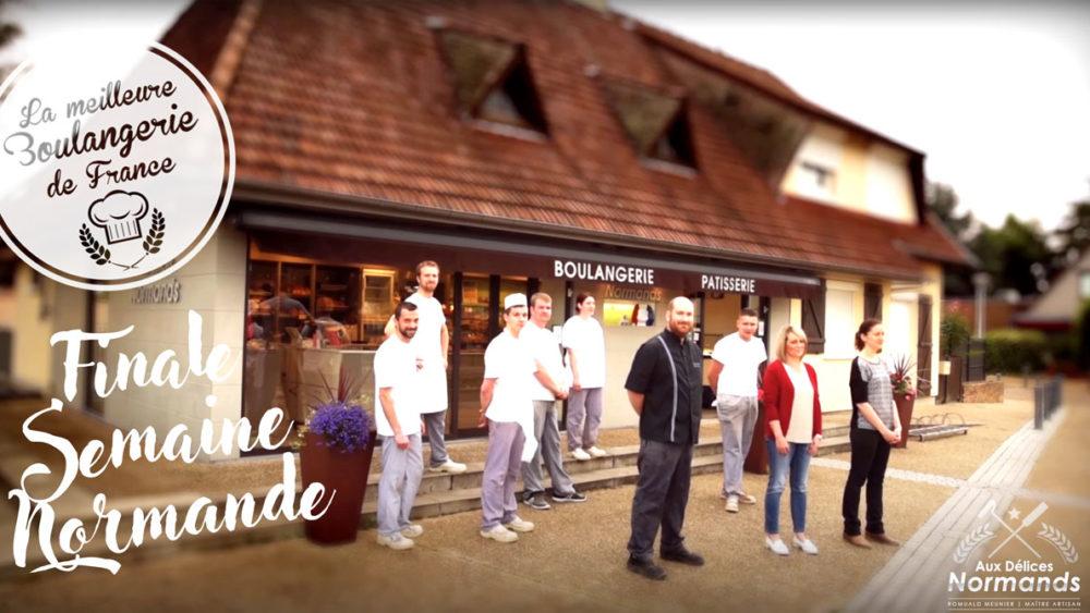 finale normande la meilleure boulangerie de france aux delices normands