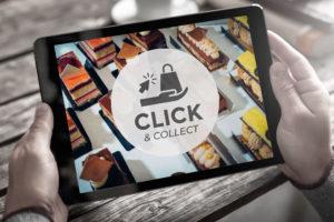 click & collect boutique en ligne aux delices normands